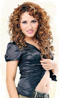 Foto de Isabela cantante de duranguense