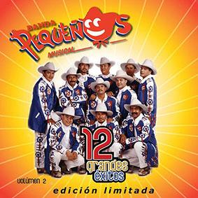 Album 12 Grandes Exitos de Pequeños Musical