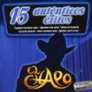 15 Auténticos Éxitos (2007)