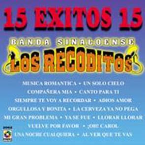 15 Éxitos (1999)