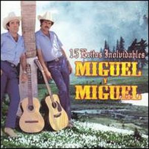 Album 15 Éxitos Inolvidables