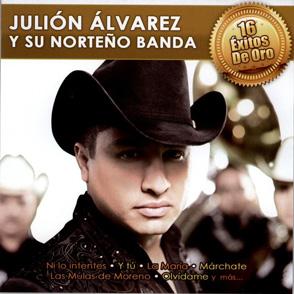 Album 16 Éxitos De Oro