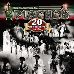 20 Años De Éxitos En Vivo (2010)