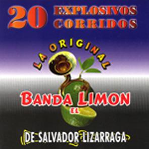 Album 20 Explosivos Corridos