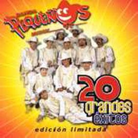 Album 20 Grandes Exitos De Banda Pequeños Musicall