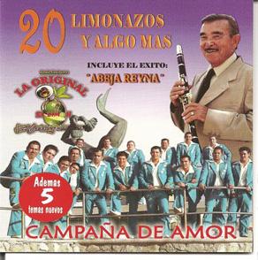 Album 20 Limonazos Y Algo Más