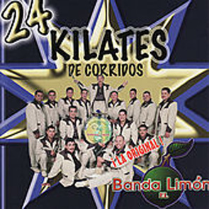 Album 24 Kilates De Corridos