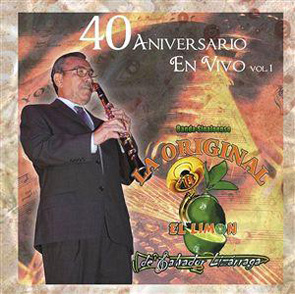 Album 40 Aniversario En Vivo, Vol. 1