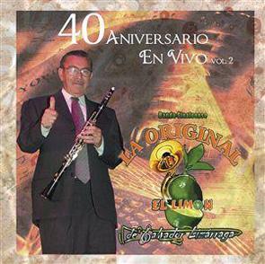 Album 40 Aniversario En Vivo, Vol. 2
