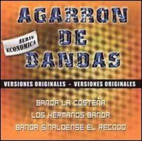 Agarrón De Bandas: Banda La Costeña Con Los Hermanos Banda y Banda Sinaloense El Recodo (2002)