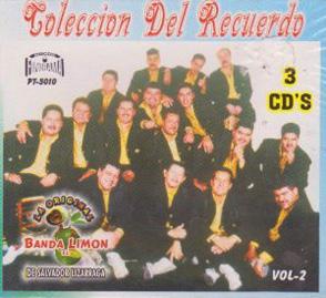 Album Colección Del Recuerdo, Vol. 2