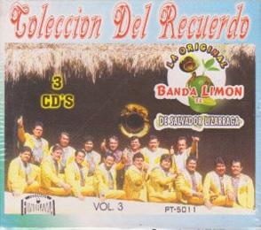 Album Colección Del Recuerdo, Vol. 3