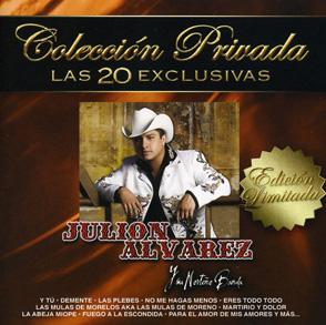 Album Colección Privada, Las 20 Exclusivas