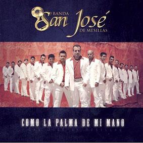 Album Como La Palma De Mi Mano de San Jose de Mesillas