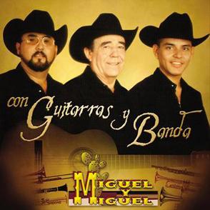 Album Con Guitarras Y Banda