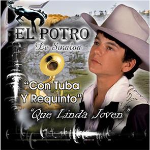 Album Con Tuba y Requinto Del Potro De Sinaloa