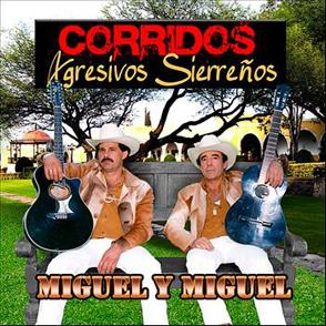 Album Corridos Agresivos Sierreños