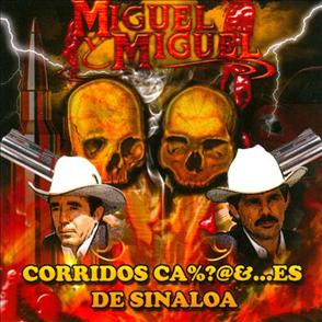 Album Corridos Cabrones De Sinaloa