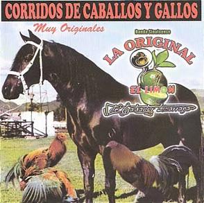 Album Corridos De Caballos Y Gallos