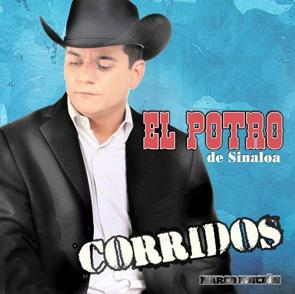 Album Corridos Narco Edicion El Potro De Sinaloa