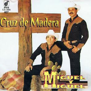Album Cruz de Madera
