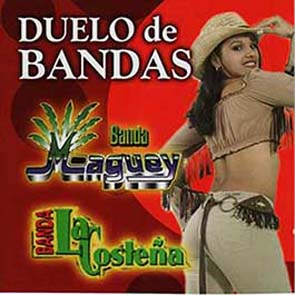 Duelo De Bandas (Banda Maguey Y Banda La Costeña) (2004)