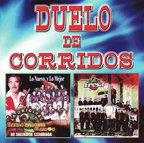 Album Duelo De Corridos: La Original Banda El Limón Y Banda Fresa Roja