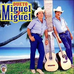 Album Dueto Miguel Y Miguel