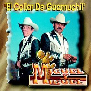Album El Collar De Guamúchil