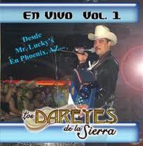 En Vivo Desde Mr. Lucky's En Phoenix, AZ, Vol. 1 (2009)