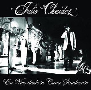 Album En Vivo Desde Su Cuna Sinaloense (2008)