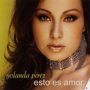 Album Esto Es Amor de Yolanda Pérez