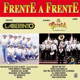 Frente A Frente (Grupo Laberinto y Banda la Costeña) (2001)