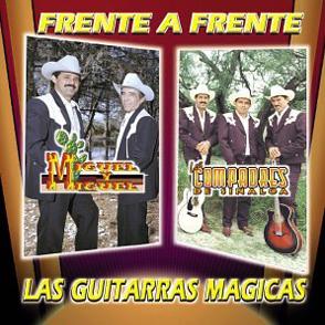 Album Frente A Frente, Las Guitarras Mágicas: Miguel y Miguel & Los Compadres De Sinaloa