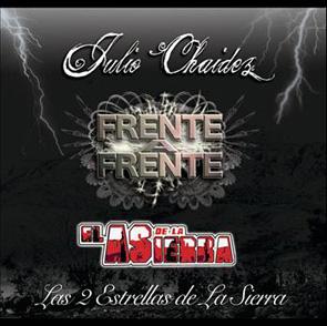 Album Frente A Frente: Las Dos Estrellas De La Sierra