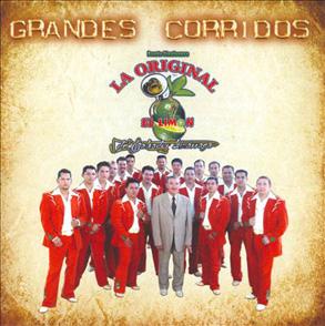 Album Grandes Corridos