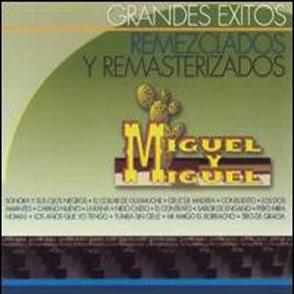 Album Grandes Éxitos Mezclados Y Remasterizados