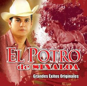 Album Grandes Exitos Originales Del Potro De Sinaloa