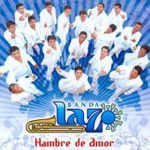 Album Hambre de Amor de Banda Lazo
