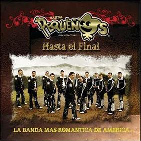 Album Hasta El Fin de Banda Pequeños Musical