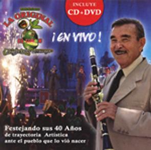 Album Homenaje A 40 Años De Banda El Limón, En Vivo (1 Y 2)
