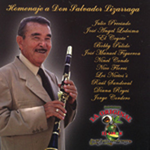 Album Homenaje A Don Salvador Lizárraga