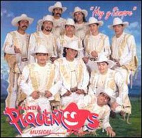 Album Hoy Y Siempre de Pequeños Musical