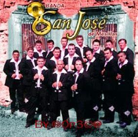 Album Intocable de Banda San Jose de Mesillas