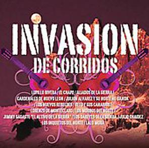 Album Invasión De Corridos