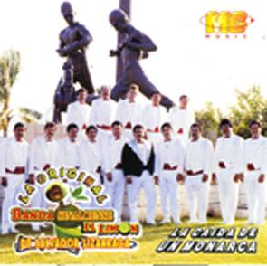 Album La Caida De Un Monarca De La Original Banda El Limon