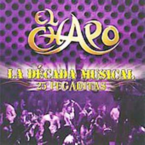 La Década Musical, 25 Pegaditas (2009)