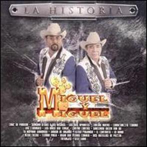 Album La Historia Miguel Y Miguel