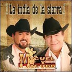 Album La India De La Sierra