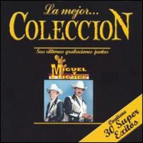 Album La Mejor Colección: Contiene 30 Súper Éxitos